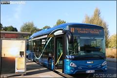Heuliez Bus GX 337 Elec – Transdev Niort Agglomération / Tanlib