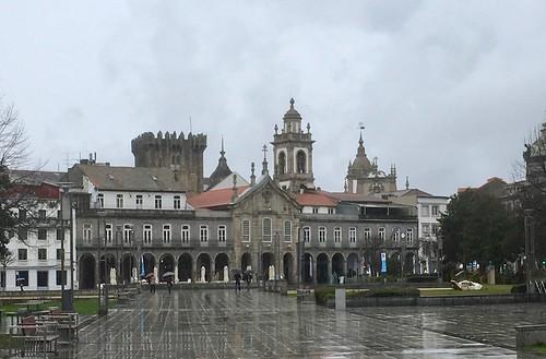 Praça da República, Braga - Portugal