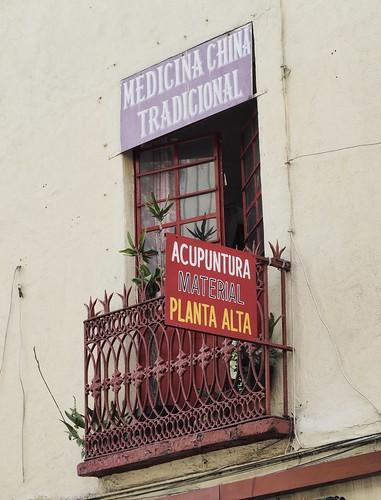 Ventana, Barrio Chino CDMX