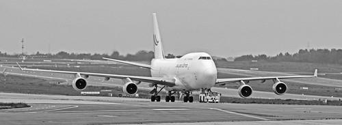 Airport Lüttich [Liège] (LGG/EBLG) 04.10.2019