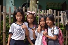 San Carlos, school girls
