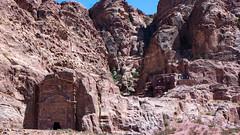 The trail up to Jabal al-Khubtha