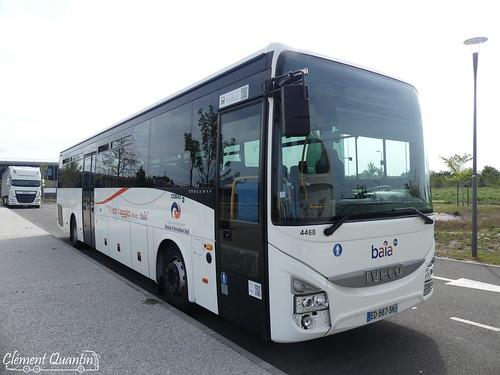 IVECO BUS Crossway Pop - 4468 - CFTI Transports David