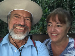 Michael & Lori selfie