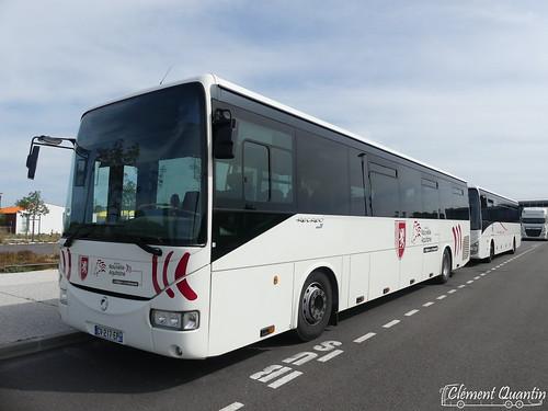IRISBUS Récréo II - 4298 - CFTI Transports David