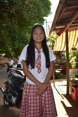 San Carlos, school girl