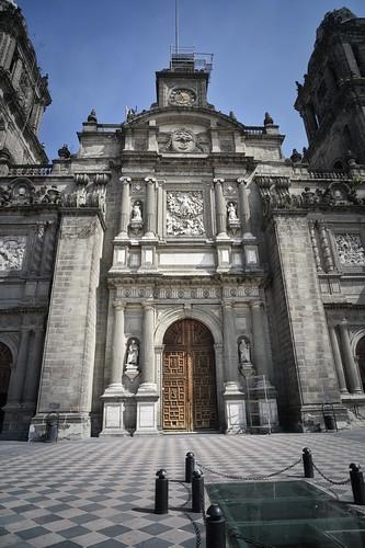 Catedral, CDMX