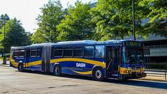 DASH Alexandria Transit Company 2002 Neoplan AN460 #607