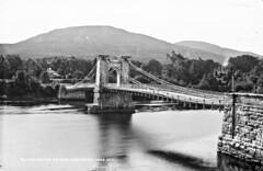 Kenmare Suspension bridge