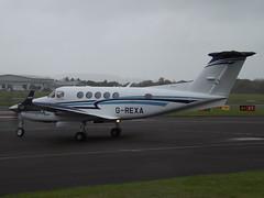 G-REXA Beech Super King Air B200GT (RVL Aviation Ltd)