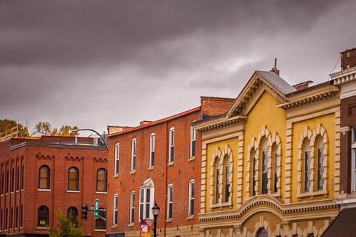 downtown Redwing
