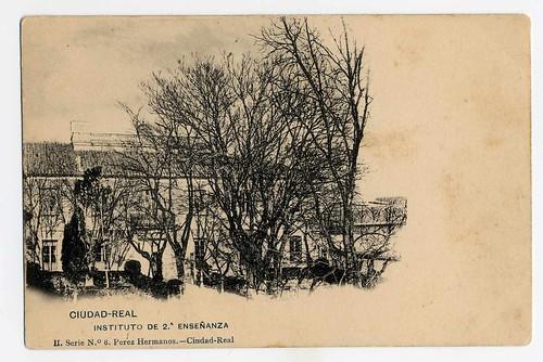 Ciudad Real : Instituto de 2ª Enseñanza
