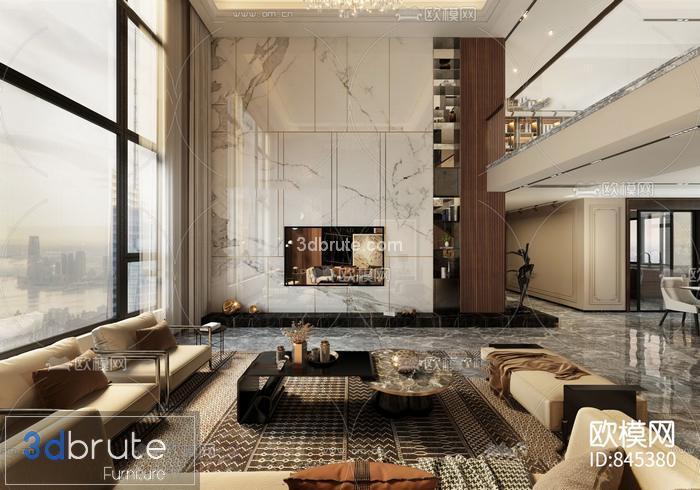 Void living room