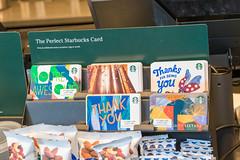 """""""The perfect Starbucks Card"""": Gutscheinkarten als Geschenkidee bei Starbucks"""