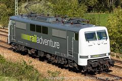 RailAdventure, 111 215-0