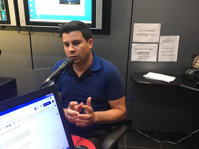 A conversa com o deputado federal também pautou recente aprovação da Lei de Diretrizes Orçamentárias (LDO) de 2020 - Créditos: Fátima Pereira