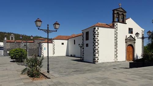 Vilaflor: Iglesia de San Pedro Apóstol