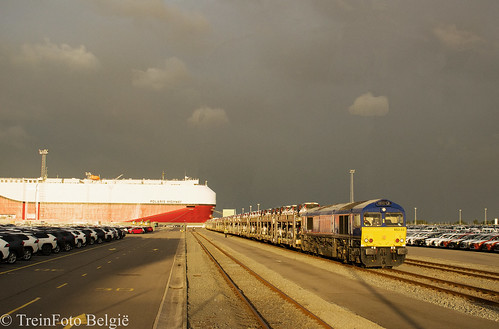 HSL 653-03 ICO Zeebrugge