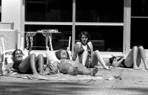 Campus Scenes, May 1978