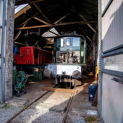 Brugg: compressor mounted (1/2)