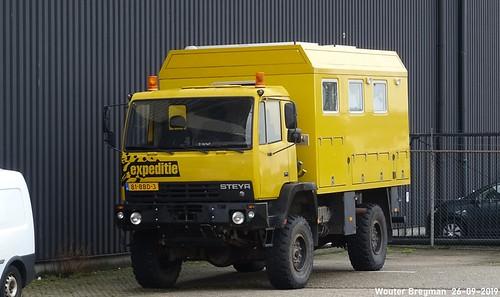 Steyr 12M18 4X4 1986