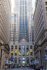 Amerikanischer Wolkenkratzer und Wahrzeichen von Illinois: Chicago Board of Trade