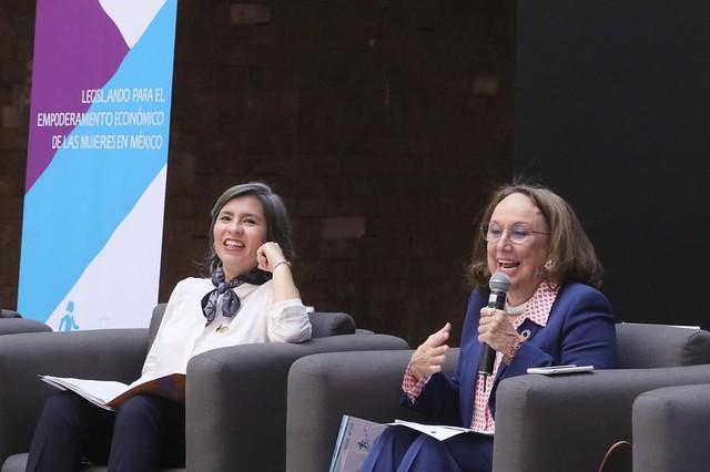 """14/10/2019 Foro Comisión De Igualdad De Género """"Legislando Para El Empoderamiento Económico De Las Mujeres"""""""