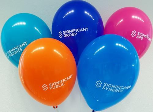 Heliumballonnen Bedrukt Significant Utrecht