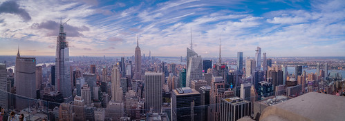 Top of the Rock Panorama
