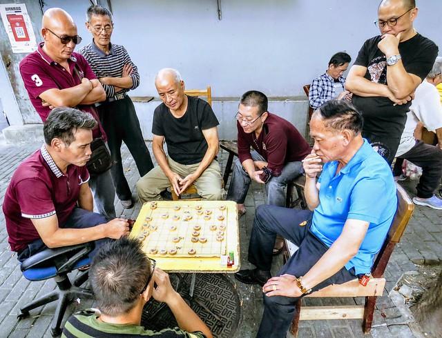 Chinese chess, #Shanghai