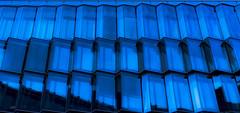 variations in blue