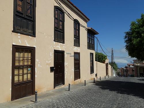 Vilaflor: Calle Castaños