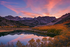 North Lake Sunset