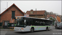 Setra S 415 NF – Hourtoule (Groupe Lacroix) / STIF (Syndicat des Transports d'Île-de-France) n°H282 - Photo of Méry-sur-Oise