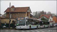 Mercedes-Benz Citaro C2 – Hourtoule (Groupe Lacroix) / STIF (Syndicat des Transports d'Île-de-France) / Plaine de Versailles n°H303 - Photo of Pierrelaye