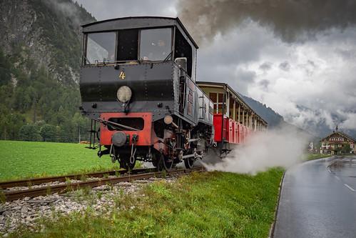 Achenseebahn (Maurach/Jenbach) te Maurach - Tirol - AT 🇦🇹