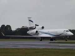 PR-SVN Dassault Falcon 7X (Altus Participacipacoes Ltda)