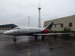 G-STWB Hawker 125-750 (Sovereign Business Jets Ltd)
