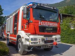 MAN/Rosenbauer AT Truck - TLFA3000 - Freiwillige Feuerwehr - Wald im Pinzgau - Salzburg - AT