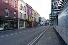 PARLIAMENT STREET IN CORK CITY [PHOTOGRAPHED ON A SUNNY DAY IN JULY 2016]-157321