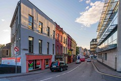 PARLIAMENT STREET IN CORK CITY [PHOTOGRAPHED ON A SUNNY DAY IN JULY 2016]-157322