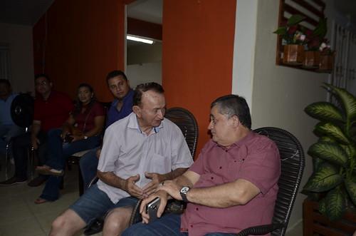 Visita à Abaiara