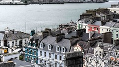THE ROOFTOPS OF COBH JUNE 2012 [SOME ARE IN POOR CONDITION]-157358