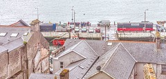 THE ROOFTOPS OF COBH JUNE 2012 [SOME ARE IN POOR CONDITION]-157348