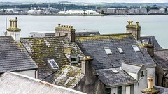 THE ROOFTOPS OF COBH JUNE 2012 [SOME ARE IN POOR CONDITION]-157343