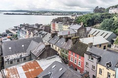THE ROOFTOPS OF COBH JUNE 2012 [SOME ARE IN POOR CONDITION]-157351