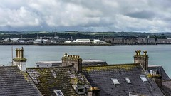 THE ROOFTOPS OF COBH JUNE 2012 [SOME ARE IN POOR CONDITION]-157344