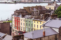 THE ROOFTOPS OF COBH JUNE 2012 [SOME ARE IN POOR CONDITION]-157350