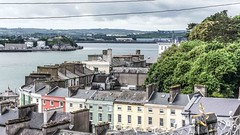 THE ROOFTOPS OF COBH JUNE 2012 [SOME ARE IN POOR CONDITION]-157359