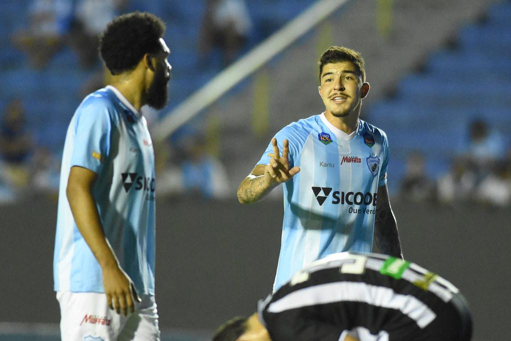 Londrina x Figueirense
